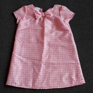 Adorable pink Easter dress